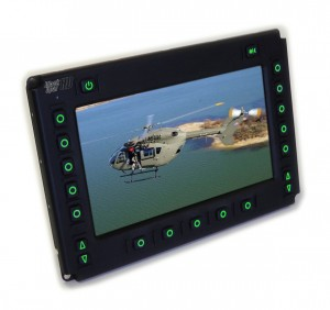 Black Opal Rugged Flat Panel Displays by LaserDYNE